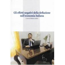 Gli effetti negativi della deflazione sull'economia italiana