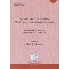 Leucò va in America. Cesare Pavese nel centenario della nascita.