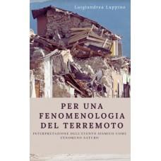 Per una fenomenologia del terremoto. Interpretazione dell'evento sismico come fenomeno saturo .pdf